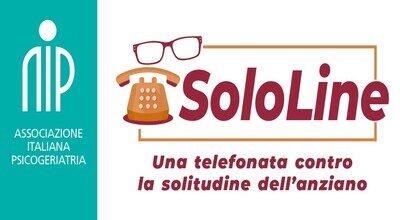 SoloLine – Una telefonata controla solitudine dell'anziano
