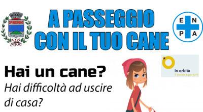A PASSEGGIO CON IL TUO CANE